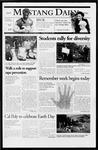 Mustang Daily, April 22, 2005