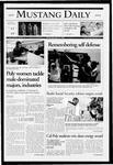 Mustang Daily, April 27, 2005