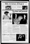 Mustang Daily, May 3, 2005