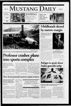 Mustang Daily, May 9, 2005