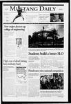 Mustang Daily, May 11, 2005