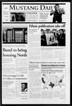 Mustang Daily, May 13, 2005