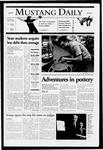 Mustang Daily, May 25, 2005