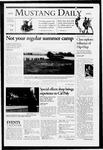 Mustang Daily, May 26, 2005