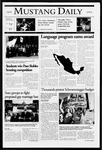 Mustang Daily, May 27, 2005