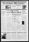Summer Mustang, July 21, 2005