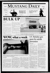 Mustang Daily, September 23, 2005