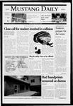 Mustang Daily, September 26, 2005