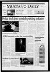 Mustang Daily, September 29, 2005