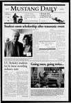Mustang Daily, October 4, 2005