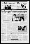 Mustang Daily, October 5, 2005
