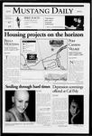 Mustang Daily, October 6, 2005