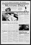 Mustang Daily, October 7, 2005