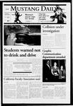 Mustang Daily, October 11, 2005