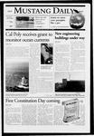 Mustang Daily, October 12, 2005