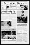 Mustang Daily, October 13, 2005