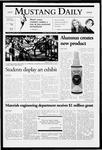 Mustang Daily, October 14, 2005