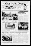 Mustang Daily, October 17, 2005