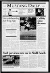 Mustang Daily, October 18, 2005