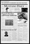 Mustang Daily, October 19, 2005