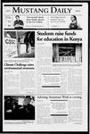 Mustang Daily, October 20, 2005
