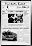 Mustang Daily, October 24, 2005