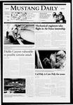Mustang Daily, October 26, 2005