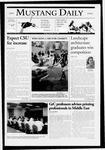 Mustang Daily, October 28, 2005