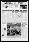 Mustang Daily, November 1, 2005