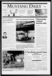 Mustang Daily, November 3, 2005
