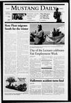 Mustang Daily, November 4, 2005