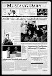 Mustang Daily, November 7, 2005