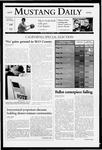 Mustang Daily, November 9, 2005