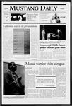 Mustang Daily, November 10, 2005