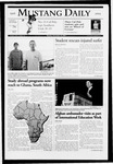 Mustang Daily, November 14, 2005