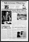 Mustang Daily, November 15, 2005