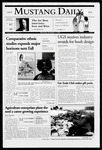 Mustang Daily, November 16, 2005
