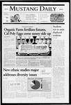 Mustang Daily, November 17, 2005