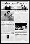 Mustang Daily, November 18, 2005
