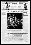 Mustang Daily, November 21, 2005