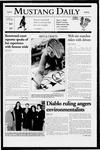 Mustang Daily, November 22, 2005