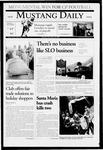 Mustang Daily, November 28, 2005