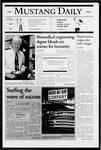 Mustang Daily, November 29, 2005