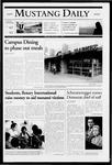 Mustang Daily, December 1, 2005