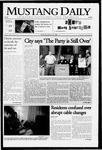 Mustang Daily, January 26, 2006
