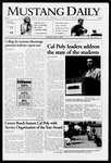 Mustang Daily, April 13, 2006