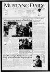 Mustang Daily, April 14, 2006