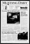 Mustang Daily, April 18, 2006