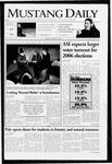 Mustang Daily, April 27, 2006