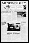 Mustang Daily, April 28, 2006